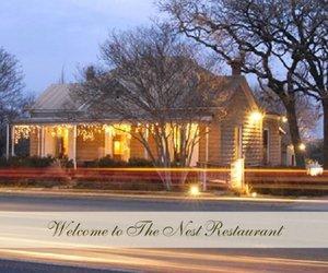 The Nest Restaurant Fredericksburg Texas